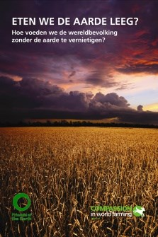Download de folder 'Eten we de aarde leeg?