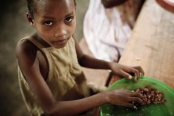 Eén miljard mensen lijden elke dag honger
